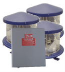 TWR Lighting Three Beaconl White Strobe FAA Type L-865 Controller